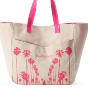 Beautiful Juicy Couture  tote